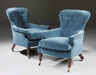 A MATCHED PAIR OF WILLIAM IV M
