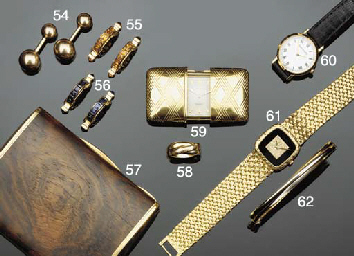 A lady's diamond wristwatch by