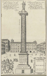 The Column of Marcus Aurelius;