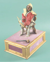 An automaton archer by David S