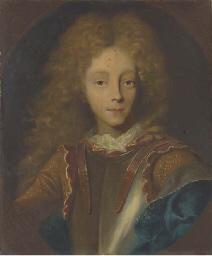 Portrait présumé du Duc de Les