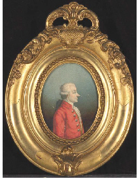 Portrait du Comte de Ruillé,de
