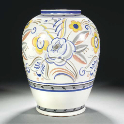 A CSA VASE DESIGNED AND PROBAB