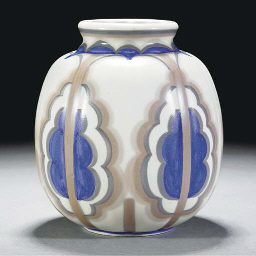 A CSA VASE DESIGNED BY TRUDA C