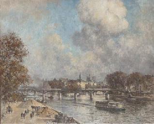 Le Pont des Arcs, Paris