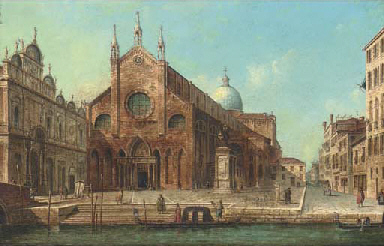 Piazza San Zaccaria, Venice