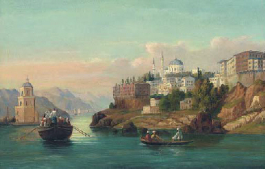 A Bosphorus view
