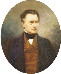 Portrait of Dr. Halsted; and a