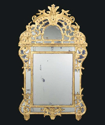 A REGENCE PROVINCIAL GILTWOOD