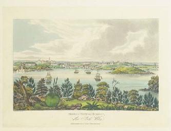 LYCETT, Joseph (1774-1827).Vie