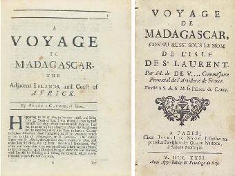 CAUCHE, François. A Voyage to