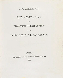 BRUCE, James (1730-1794). - Pr