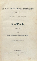 The Natal Almanac and Yearly R