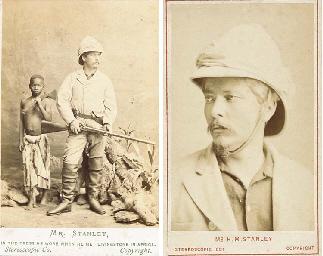 [STANLEY, Sir Henry Morton (18