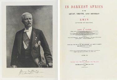 STANLEY, Henry Morton (1841-19