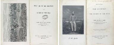 SPEKE, John Hanning (1827-1864