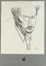 LEWIS, Wyndham. Fifteen Drawin