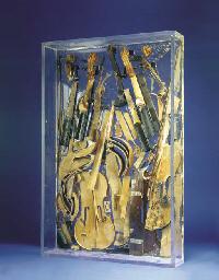Colère de violon