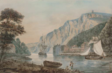 Shipping on the Avon