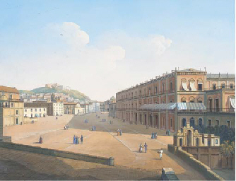 Largo di Palazzo, Naples