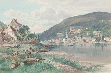 Heidelberg (illustrated); and