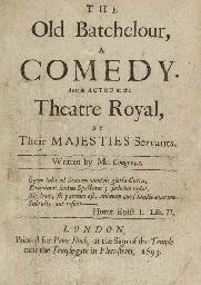 CONGREVE, William (1670-1729).
