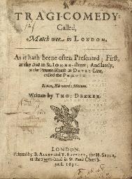 DEKKER, Thomas (ca 1572-ca 163