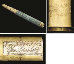 A rare mid 18th-Century 4-draw