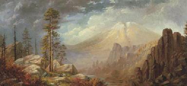 Mountain Grandeur; The Rabbit