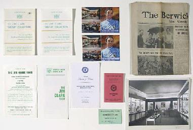 Jim Clark - Berwick & District