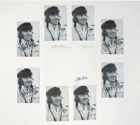 Jackie Stewart - A group of si