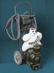 Michelin 'Bibendum'  - A large