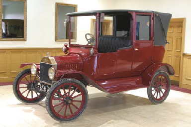 1915 FORD MODEL 'T' TOWN CAR