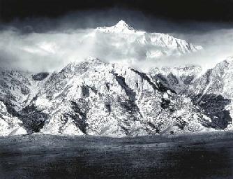 Sierra Nevada, Mount Williamso