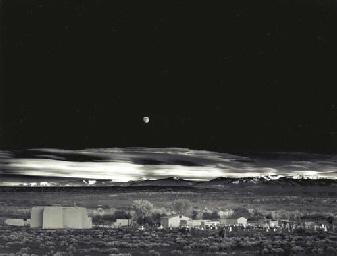 Moonrise, Hernandez, New Mexic