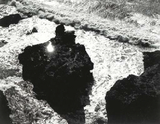 Sun in Rock, circa 1947