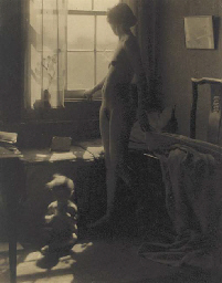 Mother and Child, circa 1915