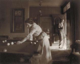 Untitled (Billiard game), circ