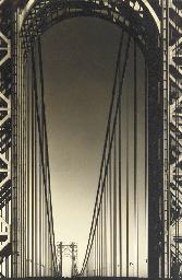 George Washington Bridge, 1933