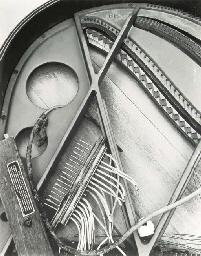 Fragment, Burned Piano, Louisi