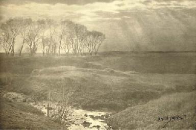 Sunshine and Rain, circa 1898