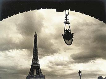 Tour Eiffel, vue du Pont Bir-H