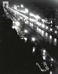 Champs Élysèes, 1930s
