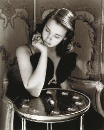 Gloria Vanderbilt, 1940