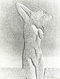Nude studies, 1937-1938