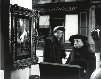 La Dame Indignée, 1948