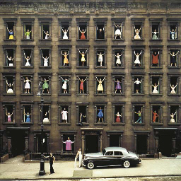 Girls in the Windows, 1960