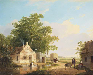 A country idyll