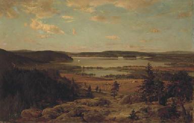 Roineen lahdelma: the bay of L