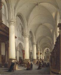 Intérieur de l'Église Saint Pa